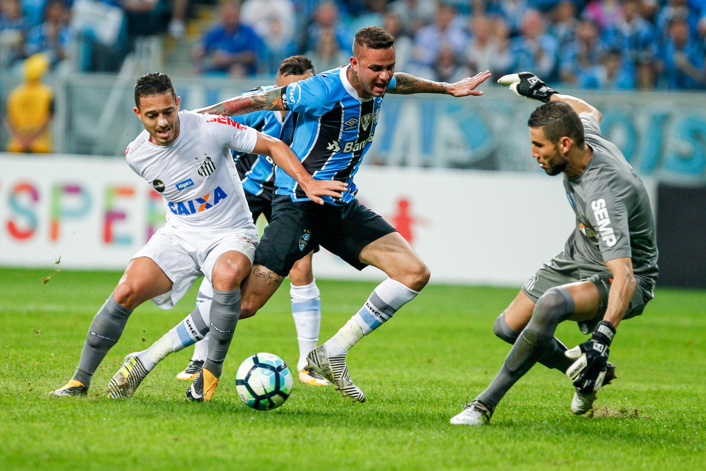 Grêmio x Santos: veja onde assistir à partida do Brasileirão Série A
