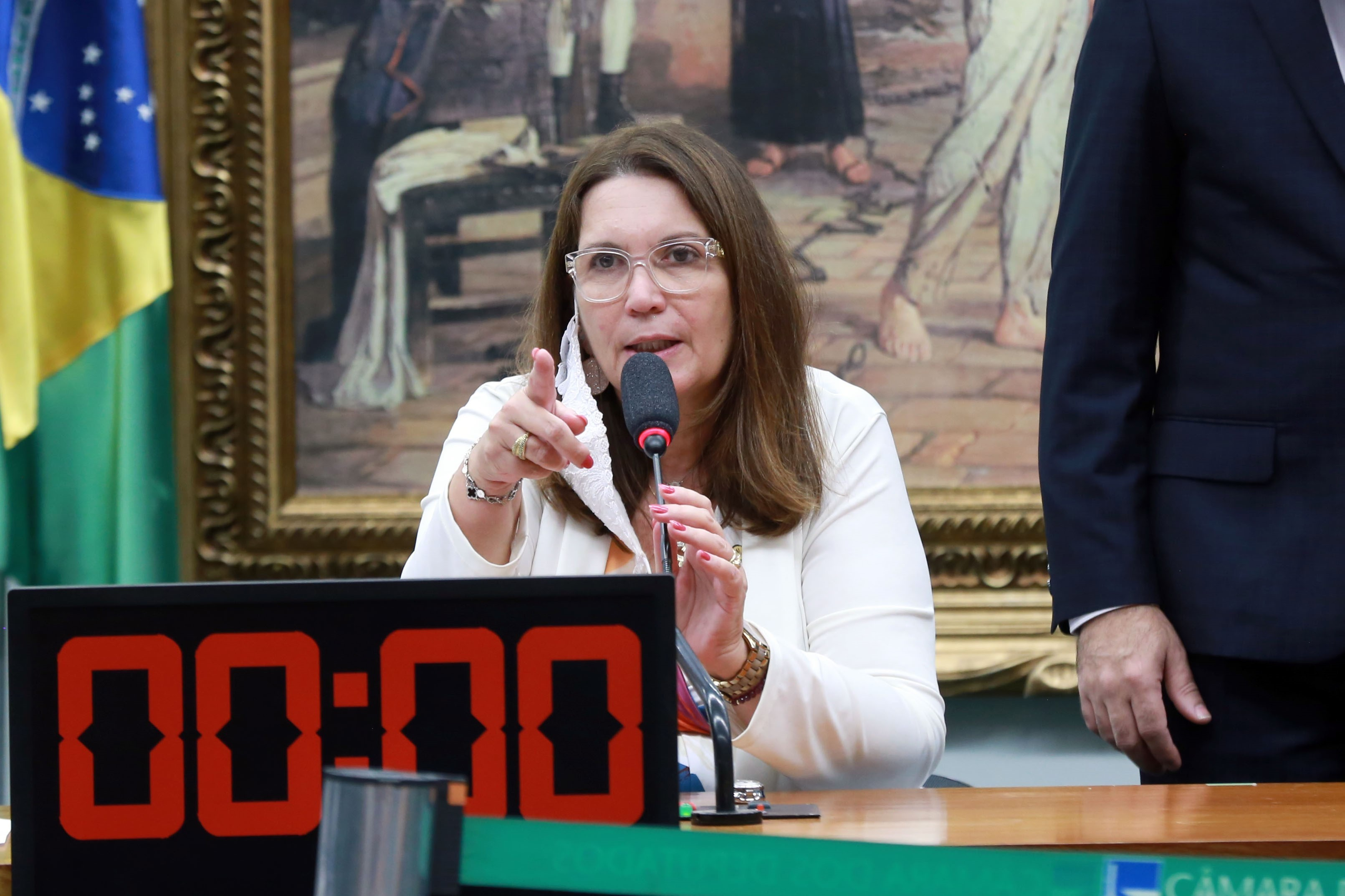 Sob presidência da bolsonarista Bia Kicis, CCJ da Câmara vota quatro projetos em um mês